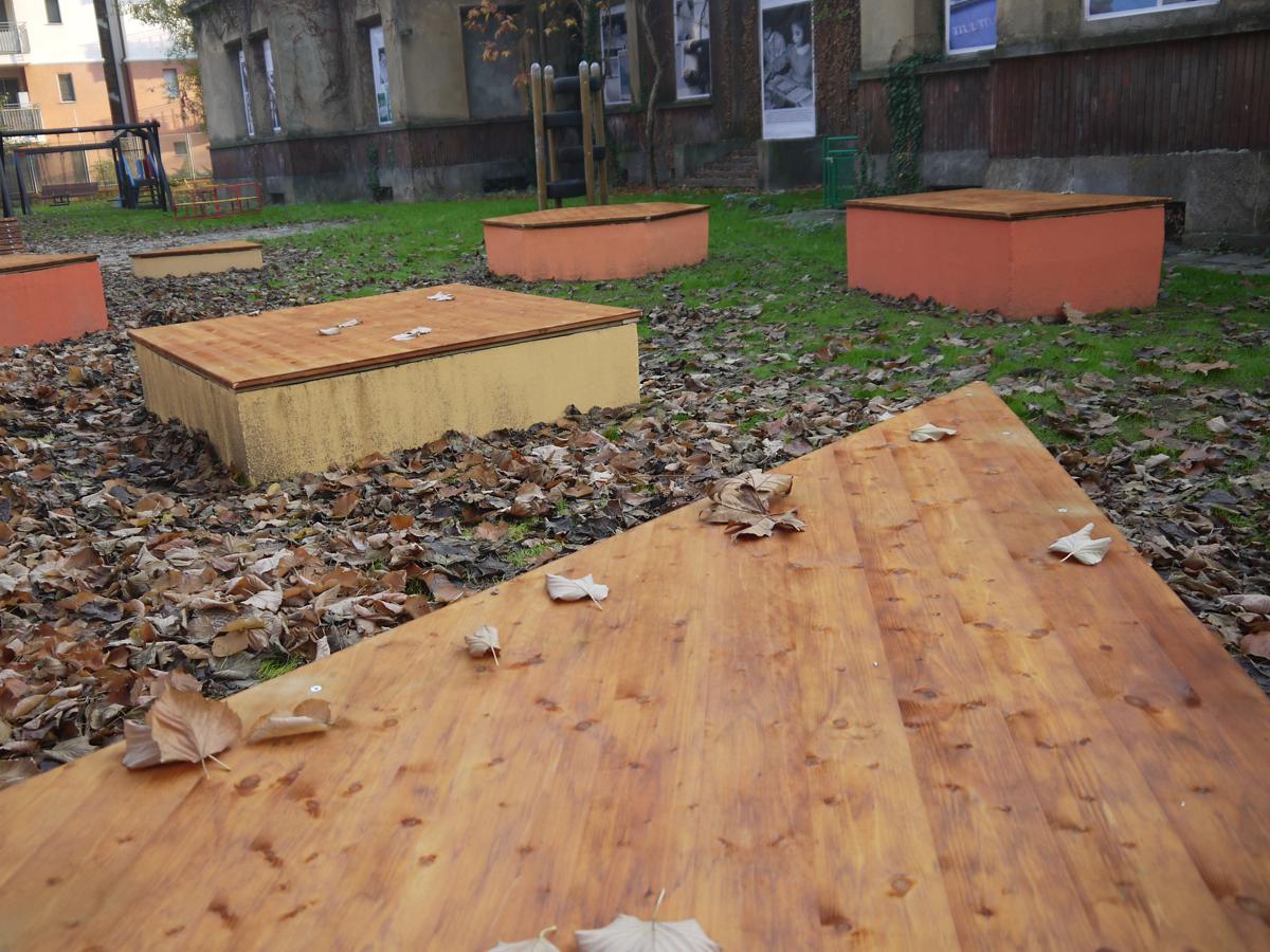 Microgiardino completato - Giardino Montessori