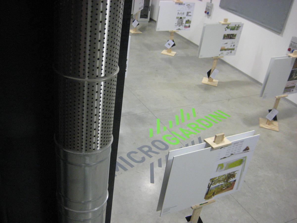 Microgiardini: la mostra